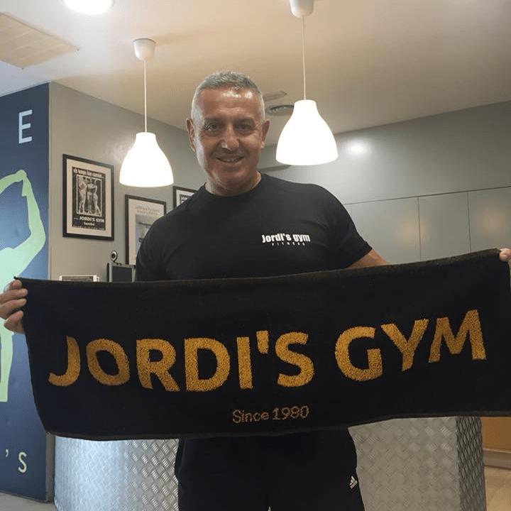 Jordi's GYM